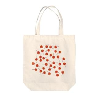 イッパイチェリー2 Tote bags