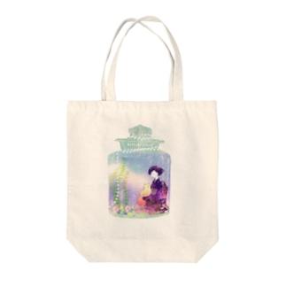 Betta&Fishcat Tote bags
