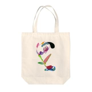 Tetsu-Art22 Tote bags