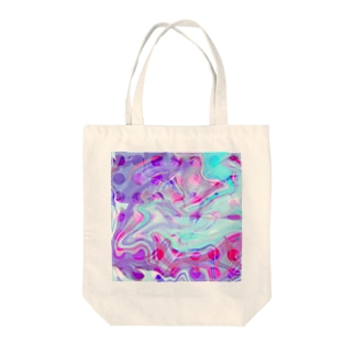 water color Tote bags