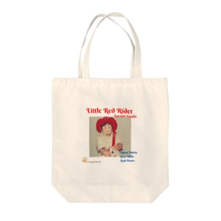 Little Red Riderシリーズ Tote bags