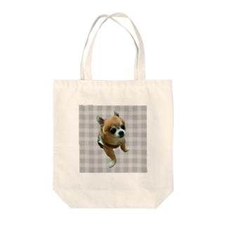 チワワフォーエバー Tote bags