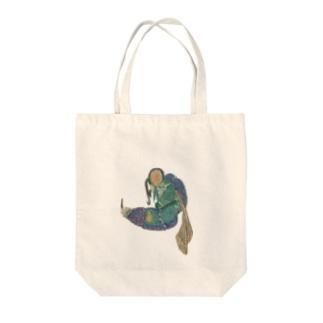 オオセイボウ Tote bags
