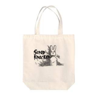 うさぎ仮面 Tote bags