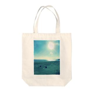 磯ノ浦  Tote bags