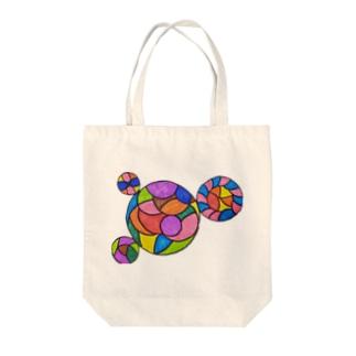 サーコ~ Tote bags