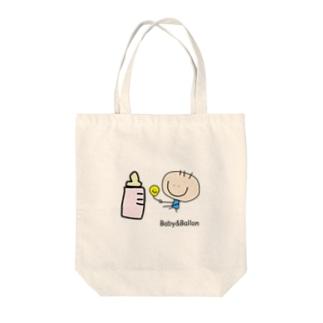 Baby&Ballon Tote bags