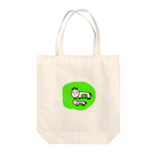 ユニコーンくん Tote bags