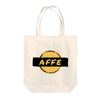 AFFE ROCK Tote bags