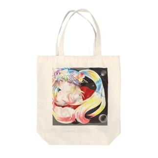 和服の宝石 Tote bags