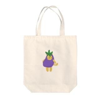 ナスいグッズ🍆 Tote bags