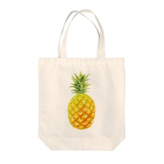 ぱいなっぷるSummer Tote bags