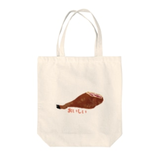 おいしい原木 Tote bags