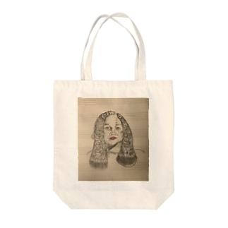 クラリネットのビーナス Tote bags