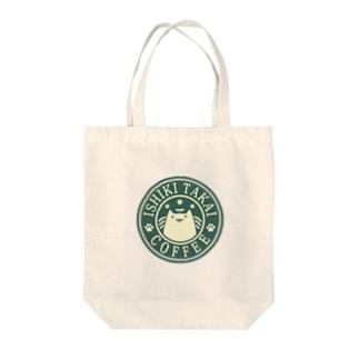 意識高い系コーヒー Tote bags
