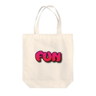 FUN Tote bags