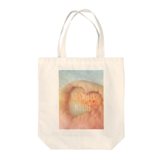 NOSWEETS    NOLIFE. Tote bags