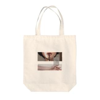 栄養成分表示 Tote bags