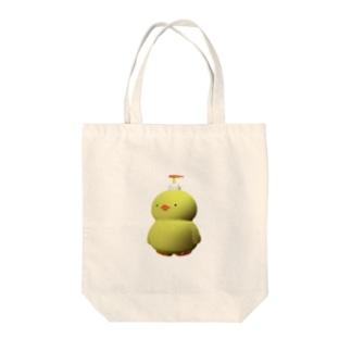 とりシャンプー Tote Bag