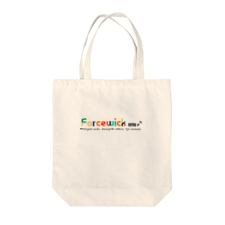 11th Forcewick音符 Tote bags