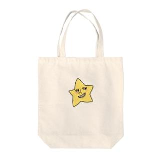 ちょっと、ナイスガイな星 Tote bags