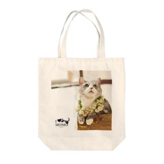 I love momo Tote bags