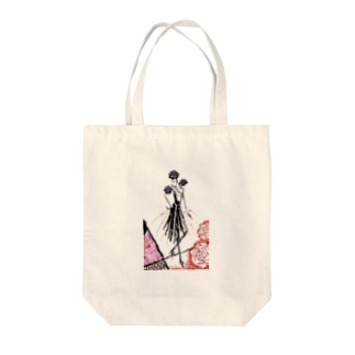 【Rose noble lady🌹】~薔薇の貴婦人~ Tote bags