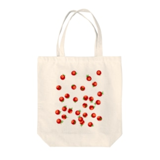 いっぱい🍅とまとまトマト Tote bags