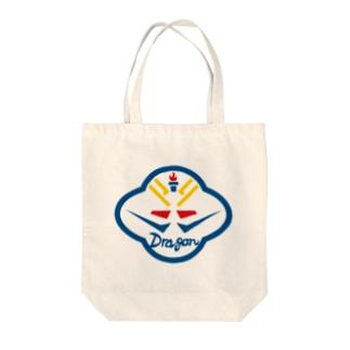 パ紋No.2687 Dragon Tote bags
