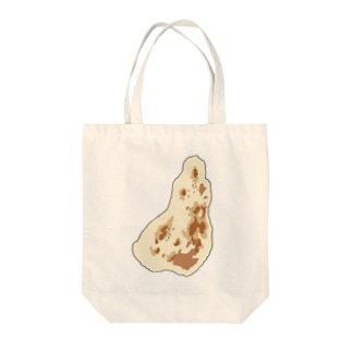 よなよなのナン食べたい Tote bags