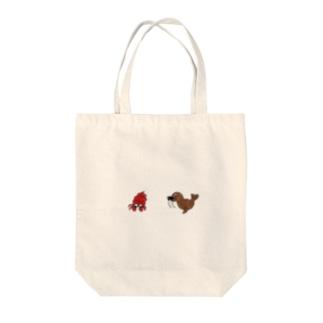 あざらし海獅ちゃん Tote bags