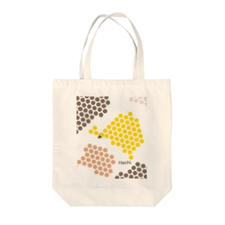 Hachi.4 Tote bags