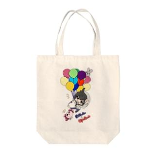 六兎うぱたんグッズ2016 Tote bags