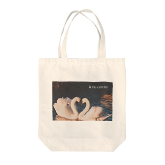 with you.. (normal) Tote bags