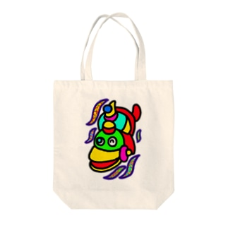 ロボのパーニャ Tote bags