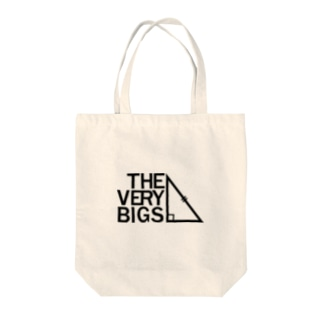THE VERY BIGSオフィシャルグッズ【黒】 Tote bags