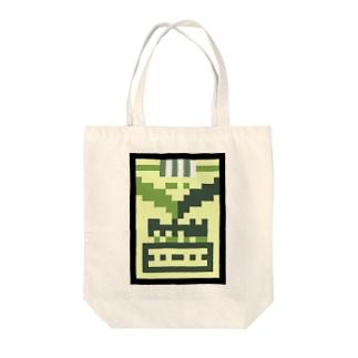 わかば風 Tote bags