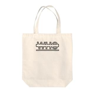 WHO Tote bags