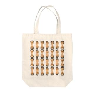 ミラー効果【Old Man Museum 】 Tote bags