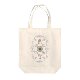 中華 Tote bags