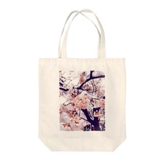 雪桜1 Tote bags