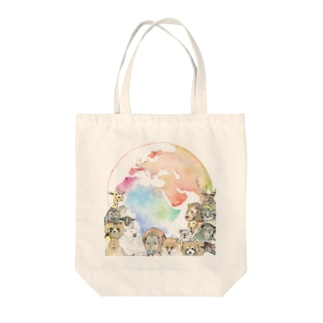 Save our PLANET【文字無し】 Tote bags