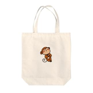 おやすみ☆ Tote bags