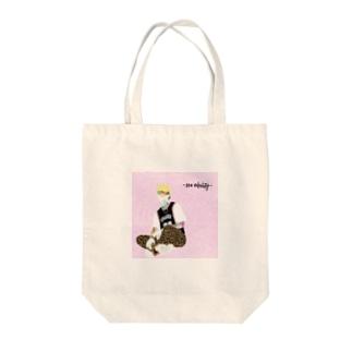 トートバッグ(あゆみver) Tote bags