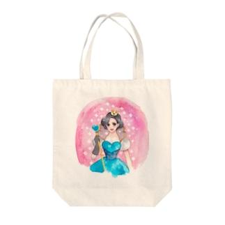 善きハートの女王 Tote bags