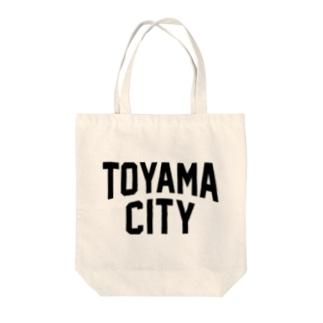 toyama city 富山ファッション アイテム Tote bags