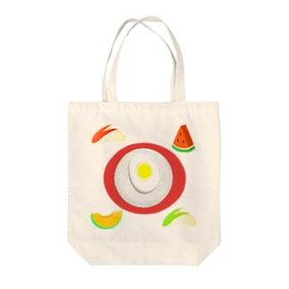 盛岡冷麺四季報 Tote bags