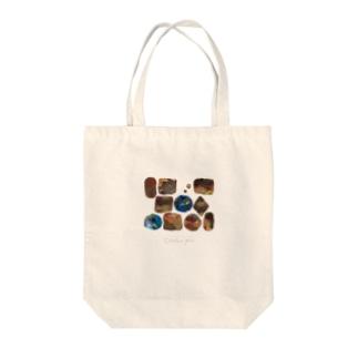 chocolat plan Tote bags