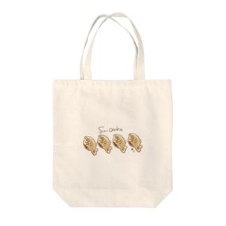 su-anko Tote bags