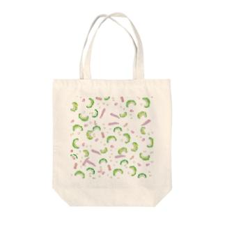 ゴーヤチャンプルー Tote bags